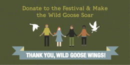 Donation to Support the Festival on our Tickets page