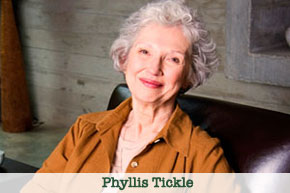 Phyllis Tickle