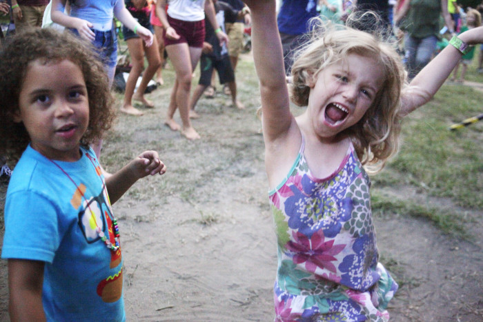 Happy Wild Goose Kids