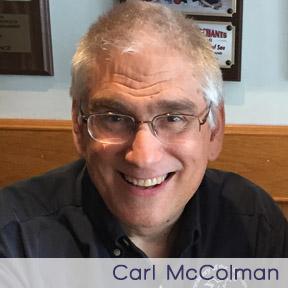 WGF Carl McColman