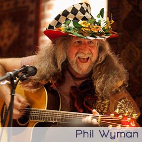 WGF Phil Wyman