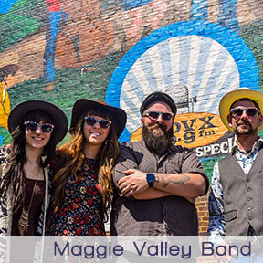 WGF Maggie Valley Band