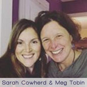 WGF Sarah Cowherd & Meg Tobin