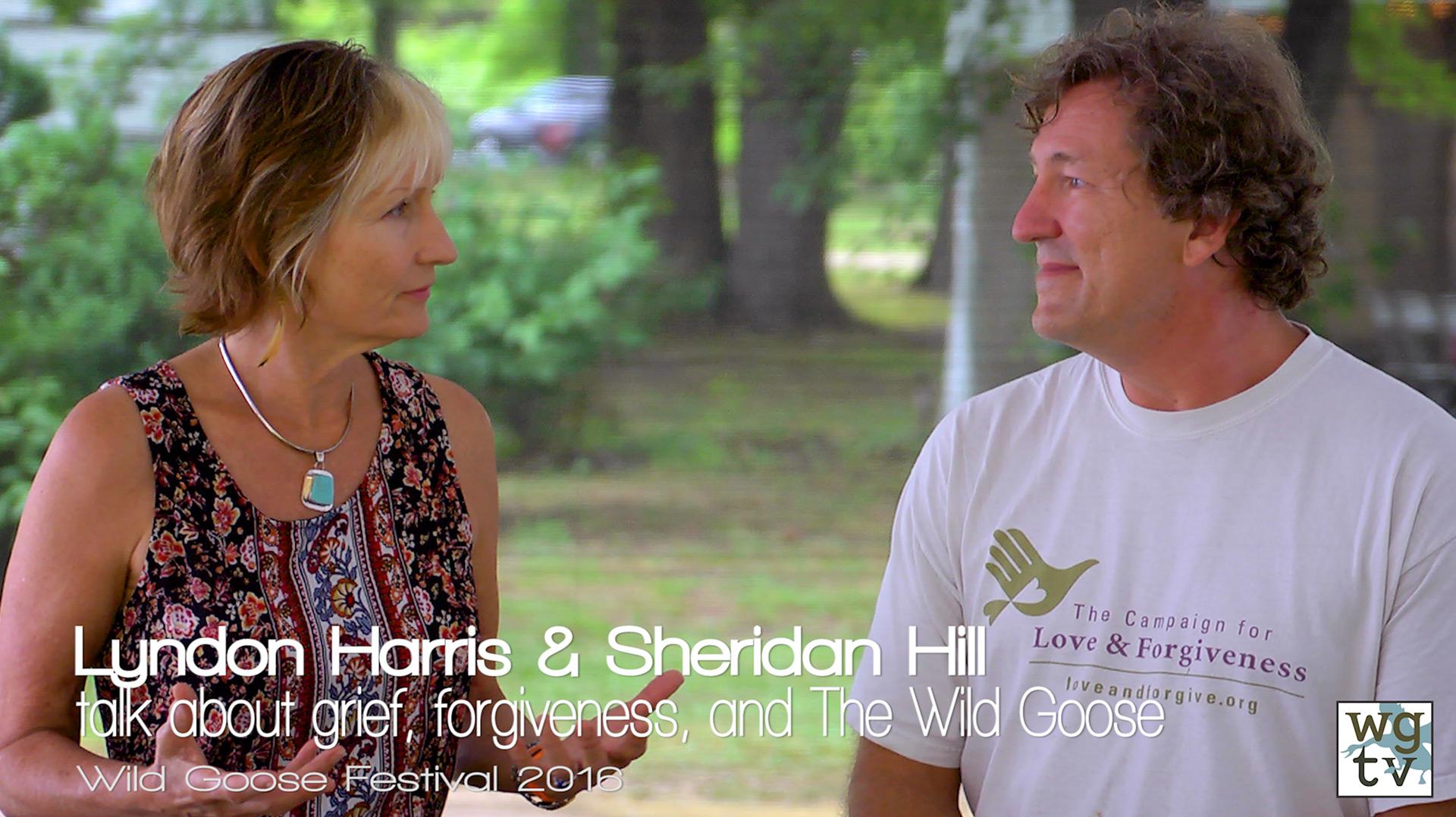 Lyndon Harris & Sheridan Hill