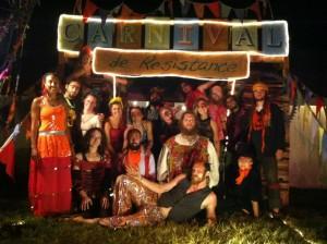carnival de resistance group