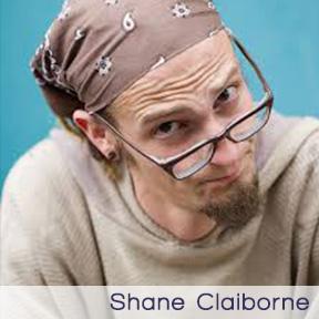 WGF Shane Claiborne
