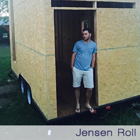 WGF Jensen Roll