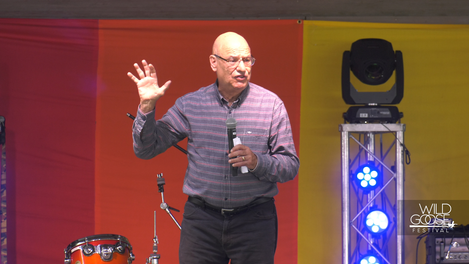 TONY CAMPOLO: RED LETTER CHRISTIANS